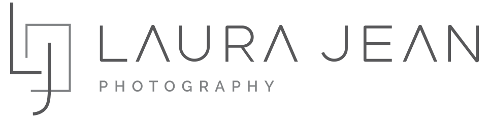 Laura Jean Photography Logo